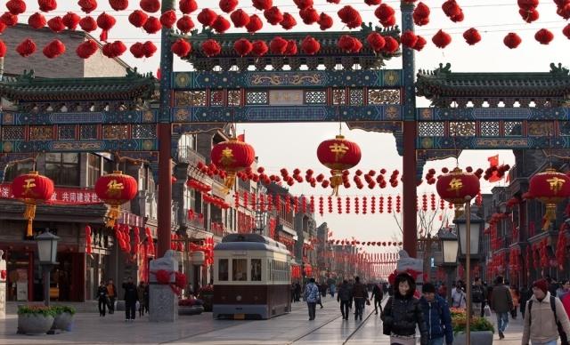 Celebra el año nuevo chino por todo el mundo con Logitravel