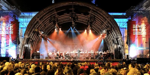 Festival de música avanzada Sónar 2011