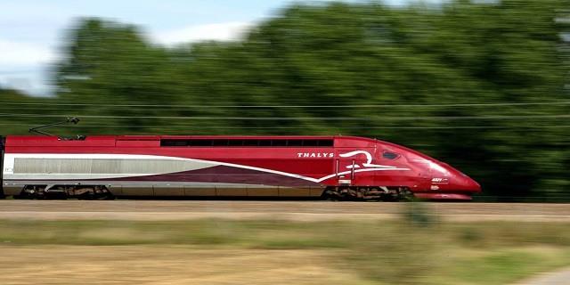 Viajar en tren con Thalys, una garantía para recorrer Europa