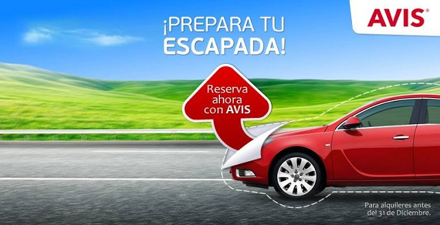Alquila un coche con Avis y viaja a tu ritmo