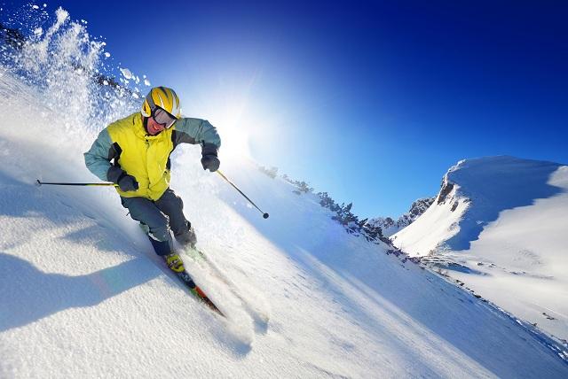 Viajar a la nieve