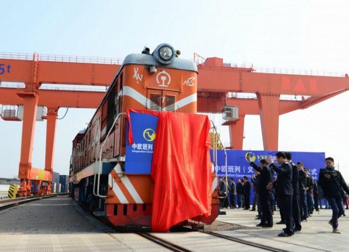 De viaje en tren de Madrid a China