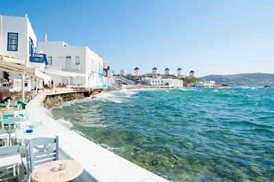 Mykonos, descubre el paraíso griego este verano