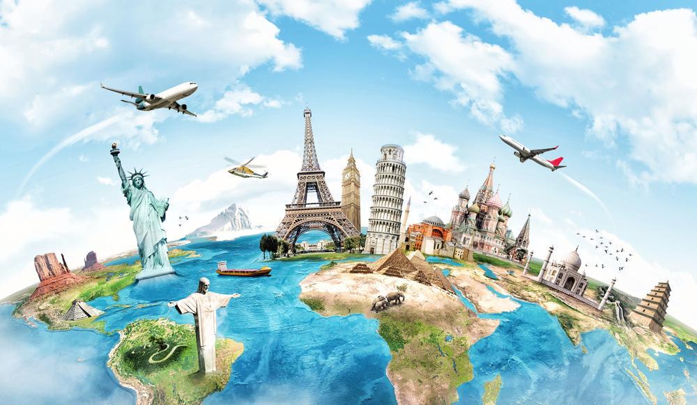 10 síntomas que hacen pensar que eres un adicto a viajar
