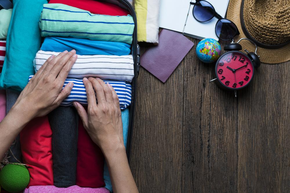5 consejos y trucos para preparar la maleta
