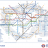 mapa metro londres