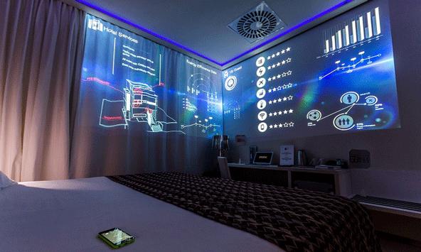 El hotel del futuro en Fiturtech 2016