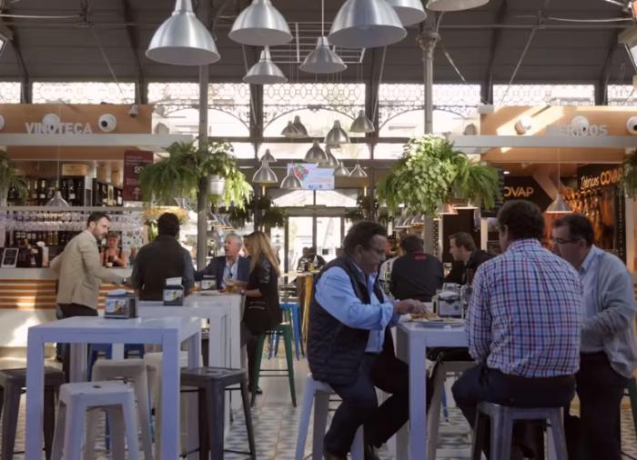 Los mercados gourmet más conocidos de España