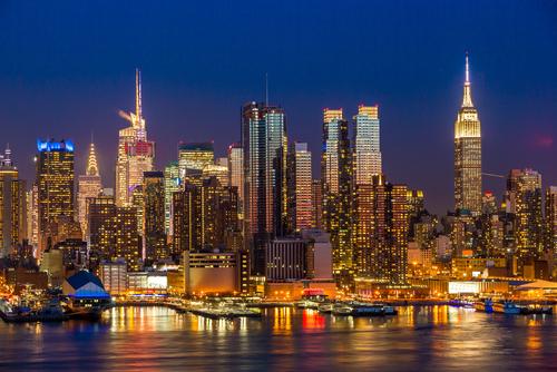 Nueva York, una ciudad de altura