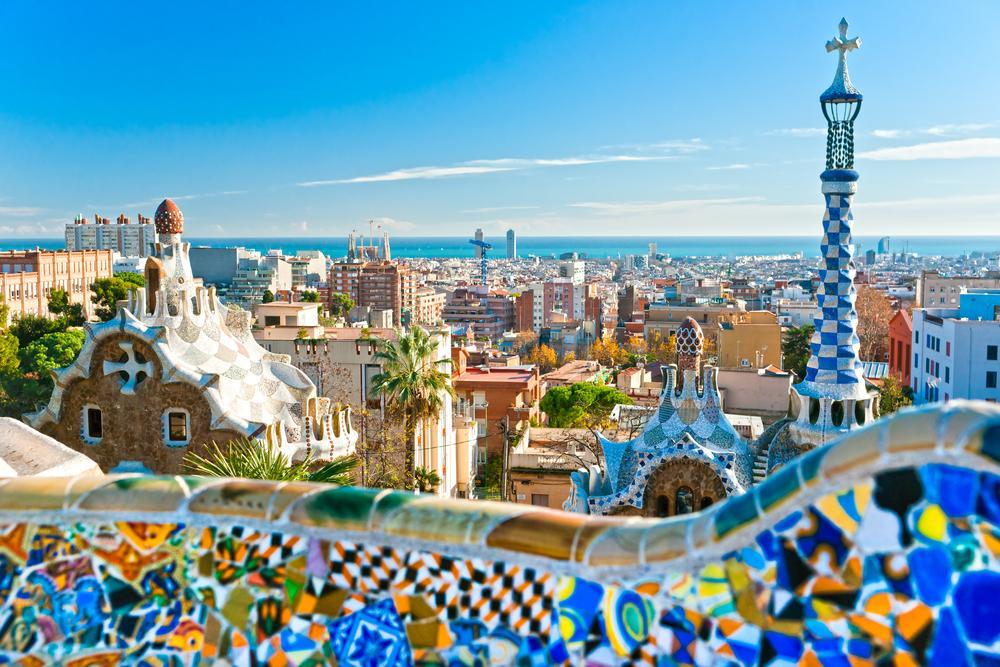 Visitar Barcelona con niños