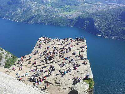 Próximamente en Noruega, el mirador más impresionante del mundo