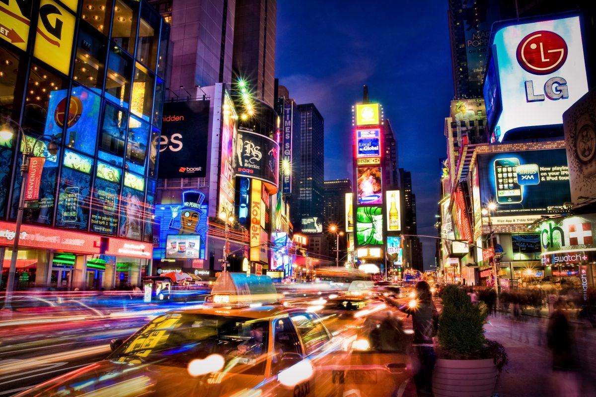 Nueva York, la Ciudad que nunca Duerme