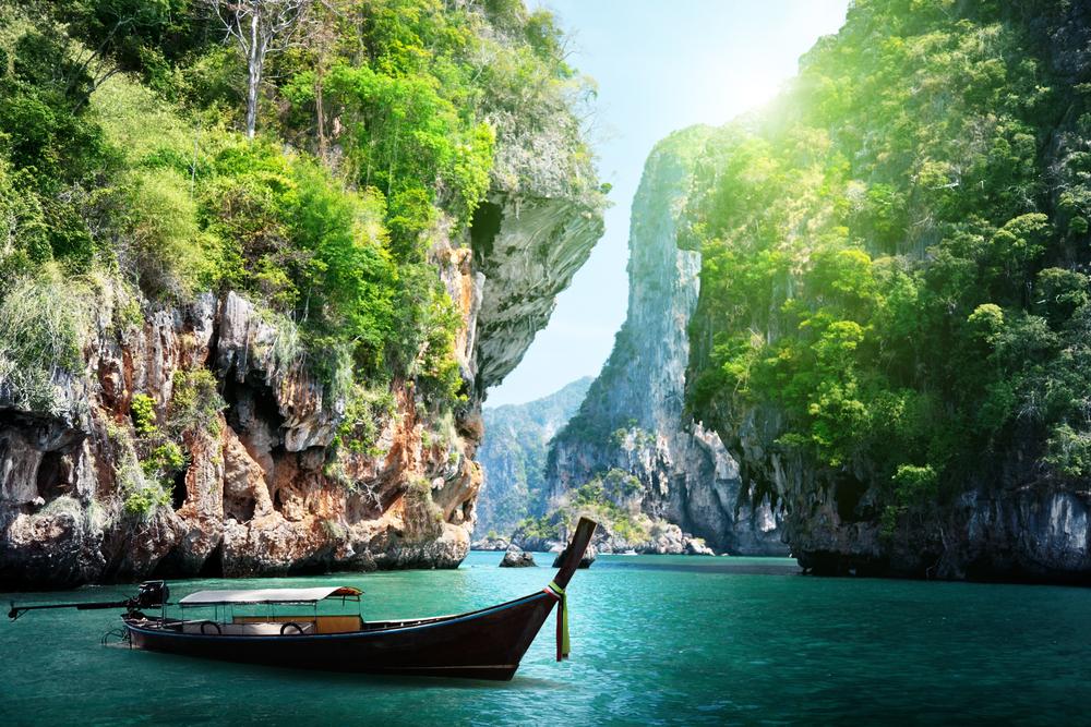 5 razones para ir a Tailandia
