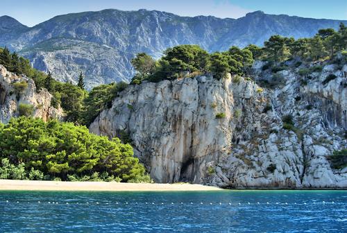 Las 6 playas más espectaculares de Croacia