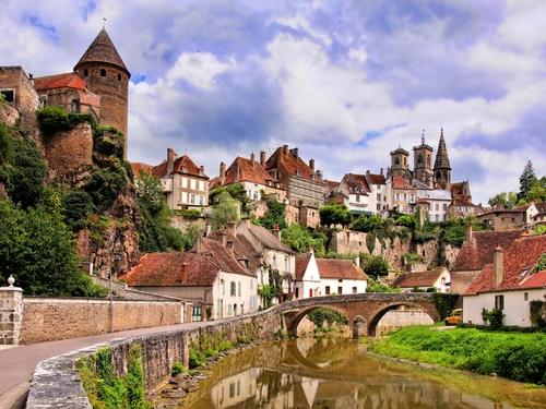 Pueblos en Francia para una escapada con mucho encanto