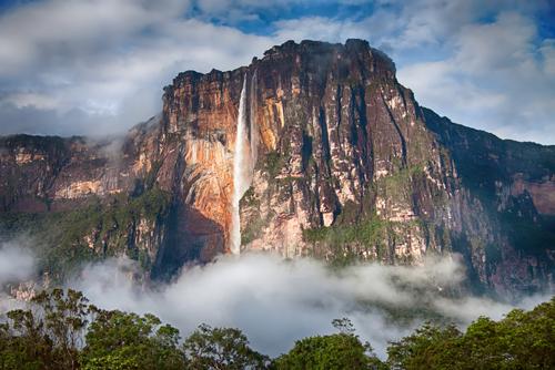 Las cataratas más espectaculares del planeta