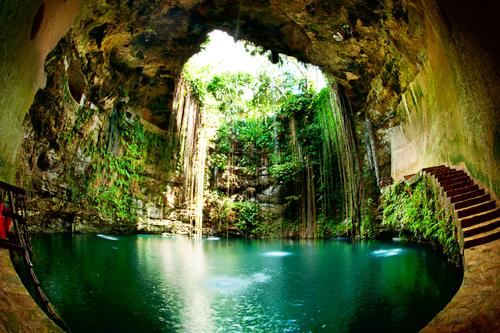 Conoce 6 de los lugares más místicos del planeta