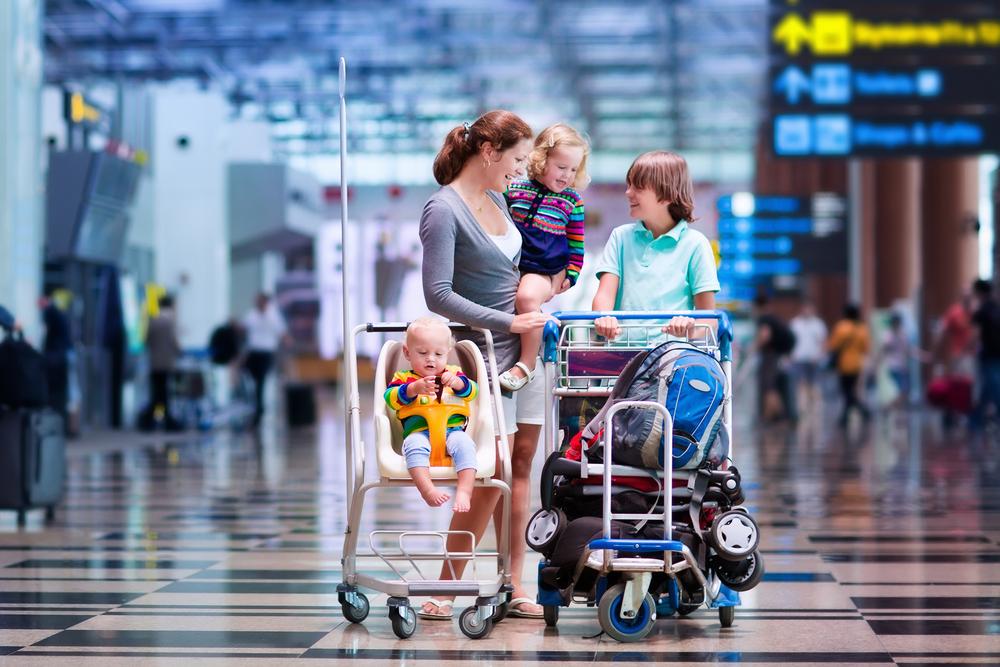 Consejos para viajar en familia sin preocupaciones