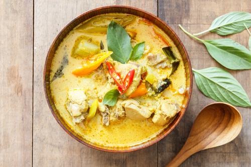 5 platos que comer en Tailandia