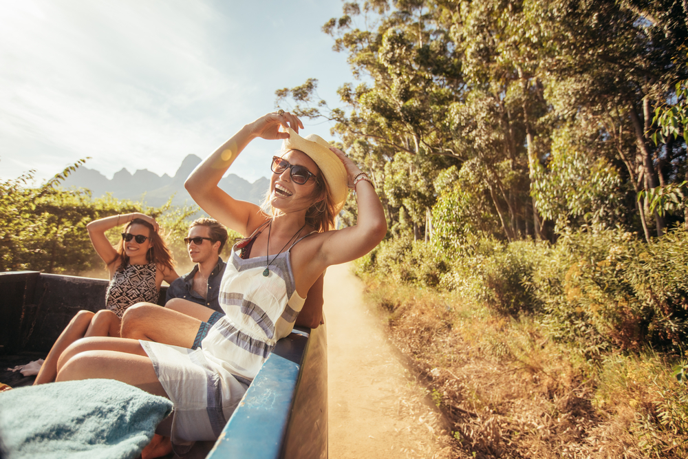 ¿Por qué viajar nos hace más felices?