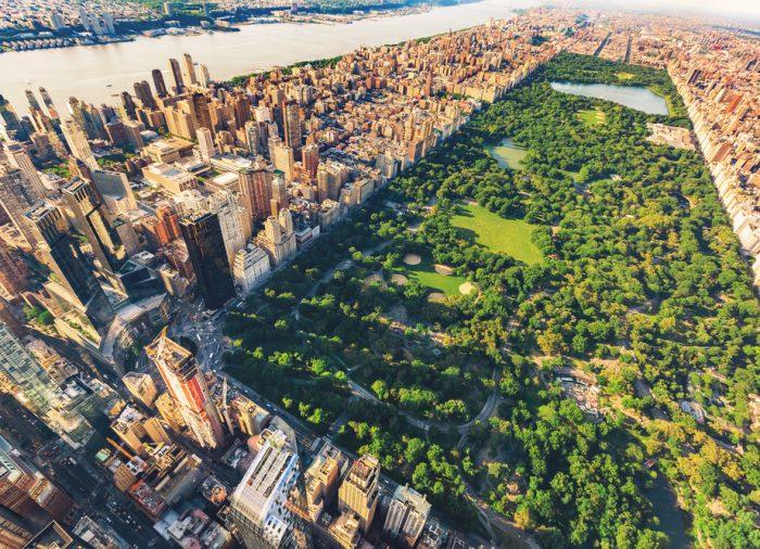 La ciudad de Nueva York en una semana