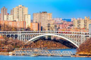 Henry Hudson Bridge , Harlem