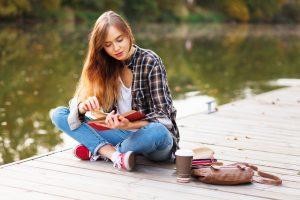 Relájate con un buen libro