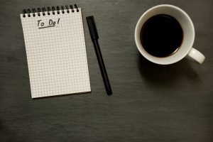 Organízate con una To Do List