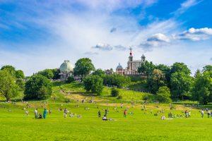 Relájate en Greenwich Park
