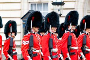 No te pierdas el cambio de guardia de Buckingham Palace