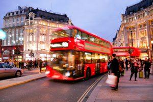 Disfruta del famoso Oxford Street