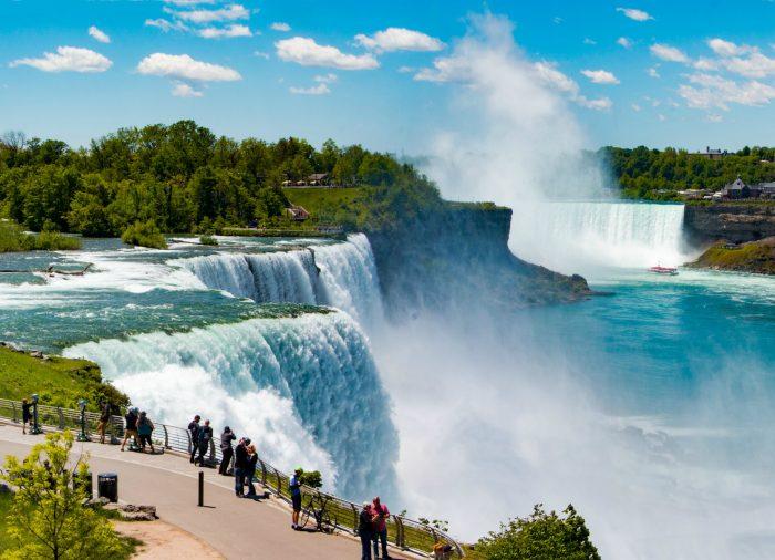 Las 10 cataratas más impresionantes del planeta
