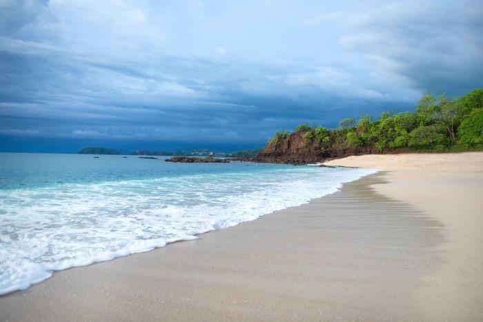 Playa de Conchal en Guanacaste, Costa Rica