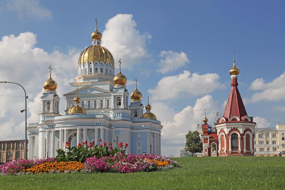 La Catedral de San Fedor Ushakov