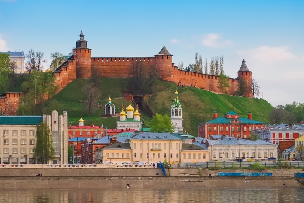 Fortaleza del Kremlin Nizhegorodski