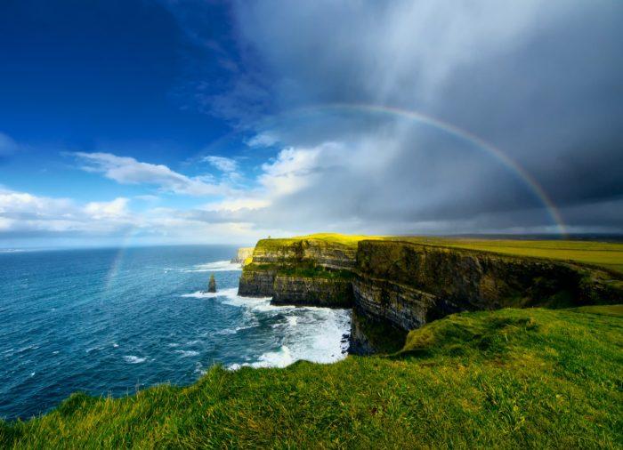 Cinco razones por las que Irlanda es un destino genial