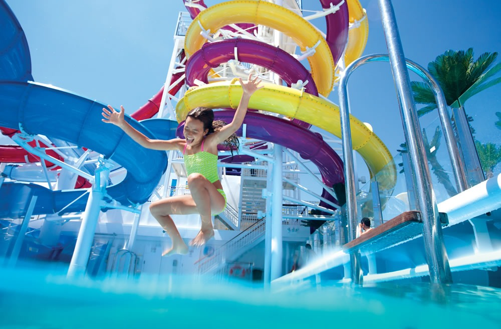 Aquapark, norwegian Breakaway