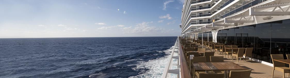 Conectividad – WIFI a bordo de un crucero
