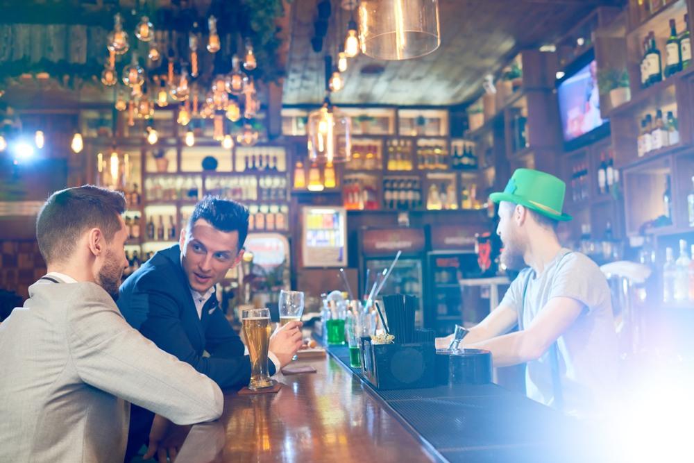 Clásico Pub irlandés