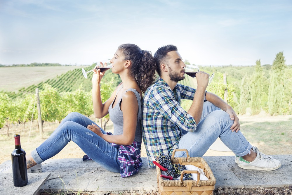 Degustación de vino