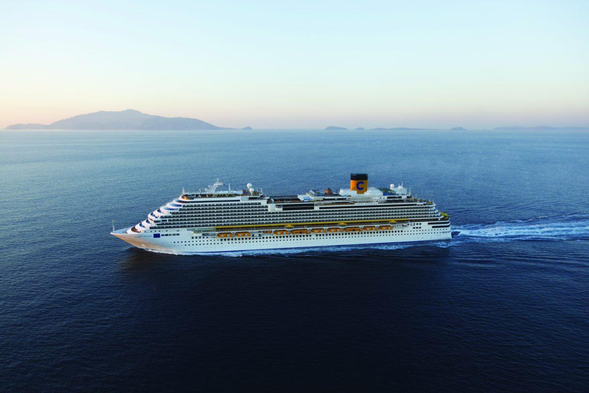 Costa Diadema, el barco más sofisticado de Costa Cruceros