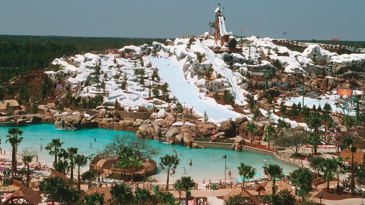 Disney's Blizzard Beach en Orlando, Florida