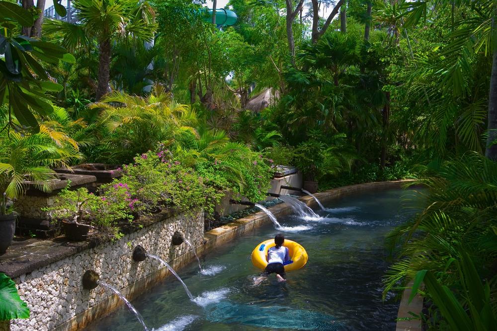 Waterbom en Kuta, Bali