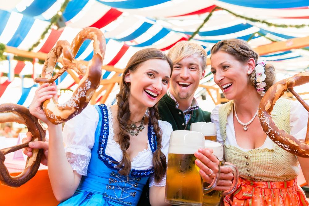 Guía de destinos para un Oktoberfest legendario