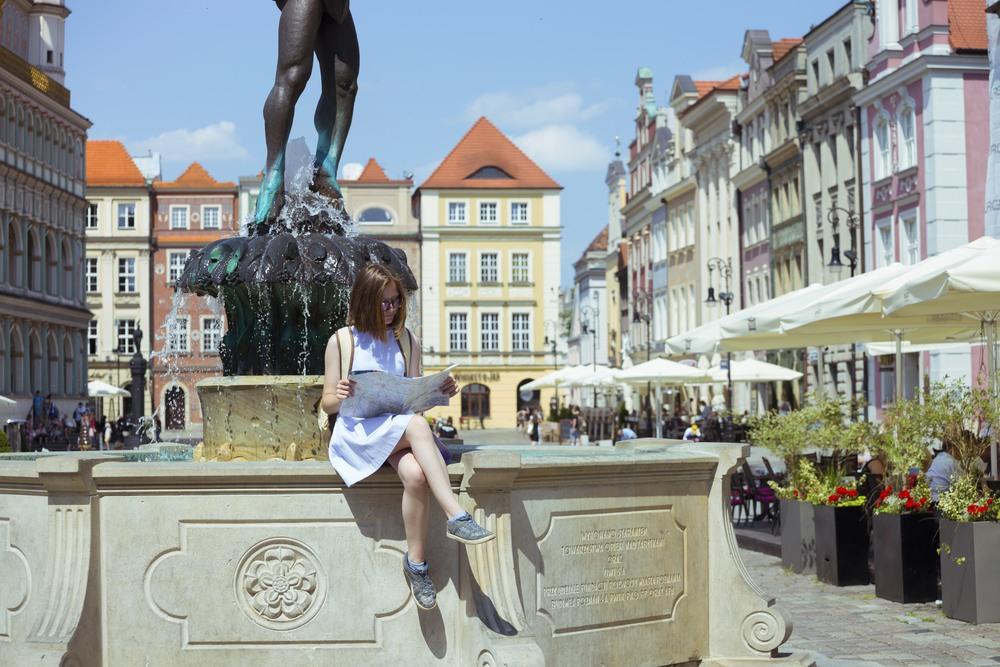 Plaza Rynek de Poznan