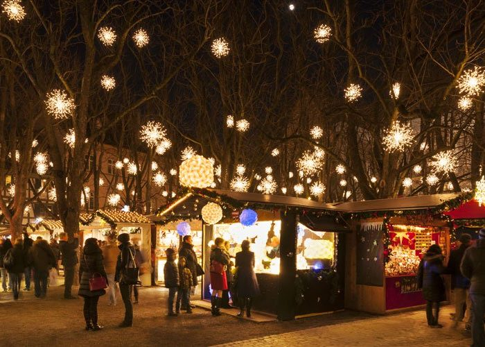 Los 10 mejores mercadillos navideños de Europa