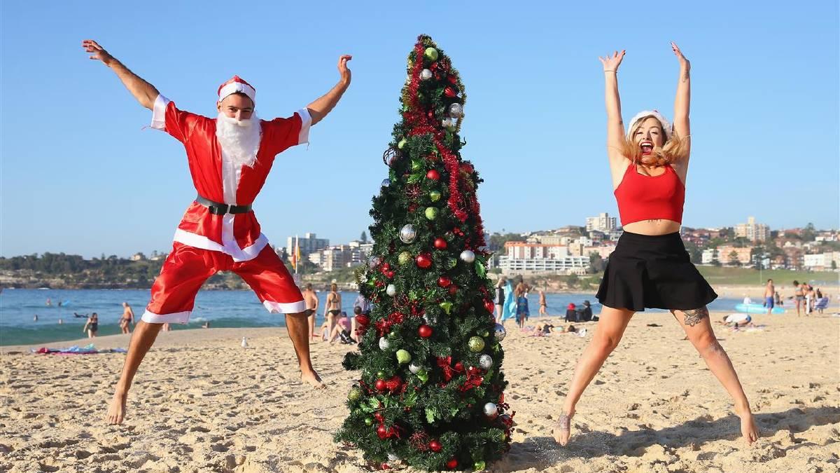 Navidades en Australia