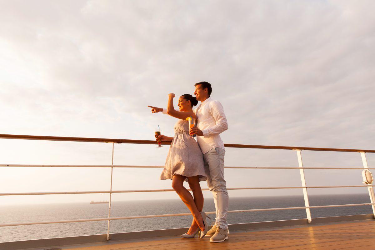 Cruceros de luna de miel