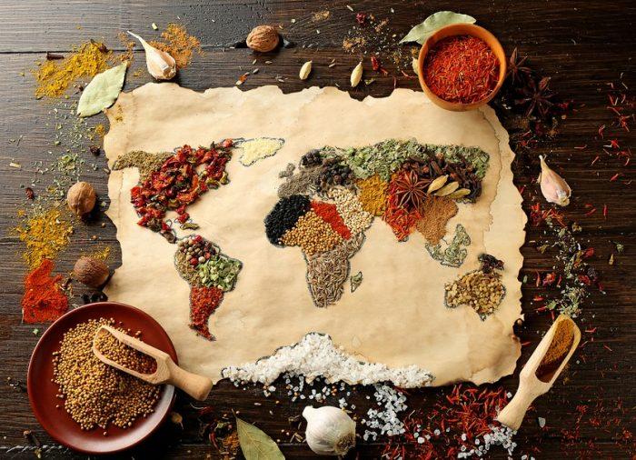 La vuelta al mundo en 10 platos tradicionales