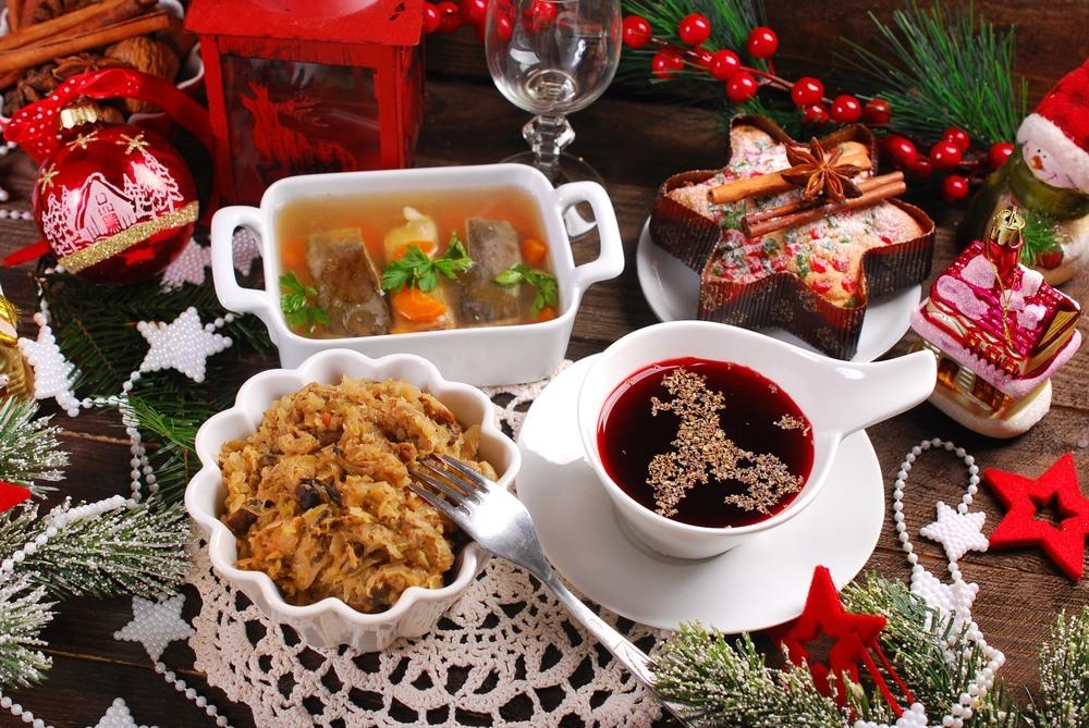 Cena Navideña en Polonia